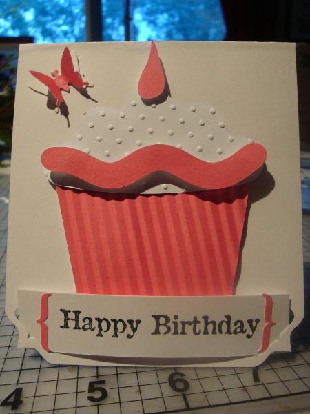 Birthday Card Pink