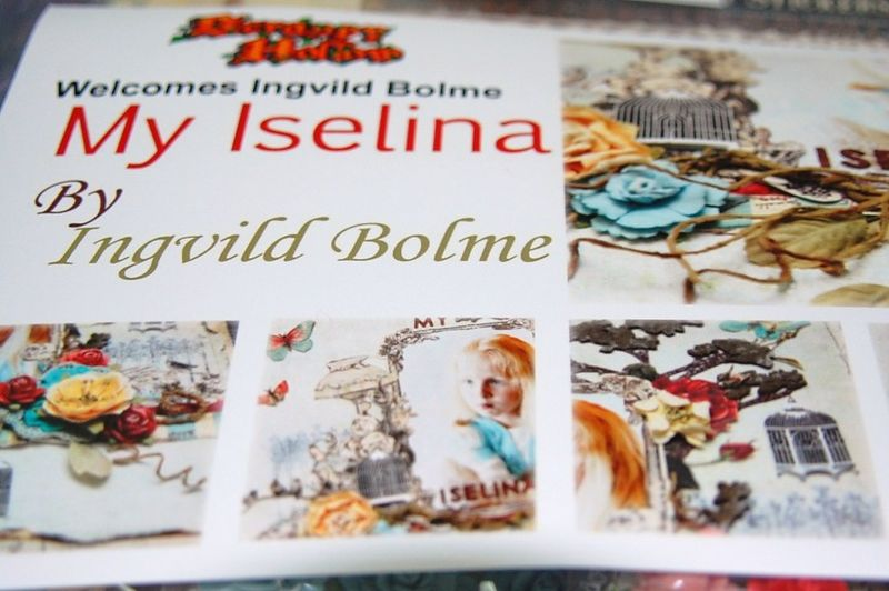 My Iselina Project