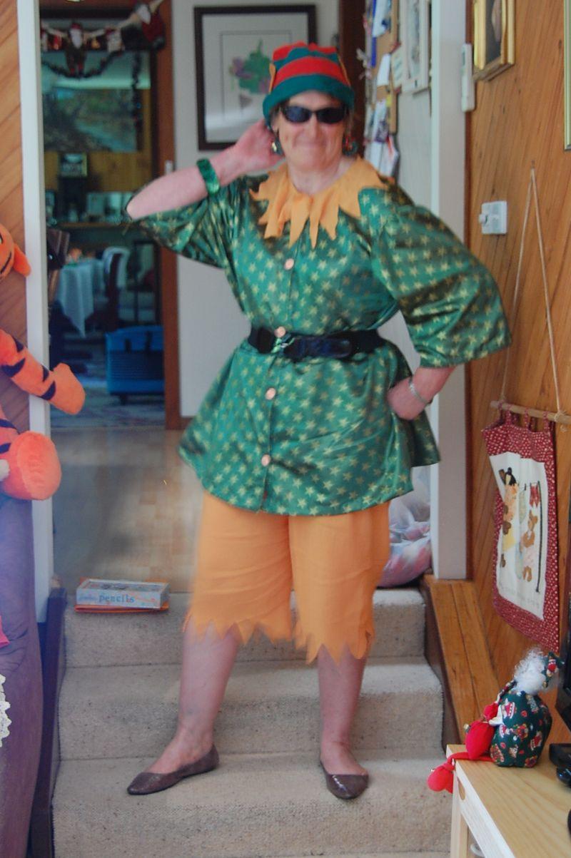 Kathy -Elf