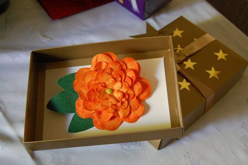 Tracy's Fiskary Flower