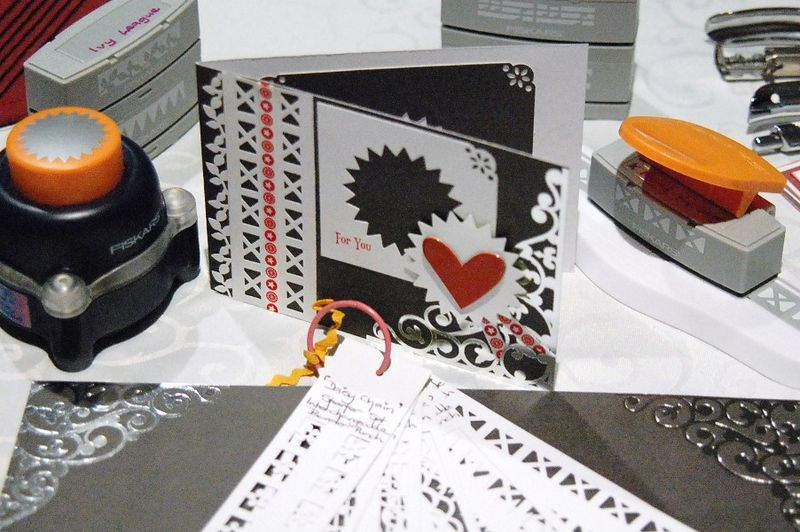 Valentine Card and Tools