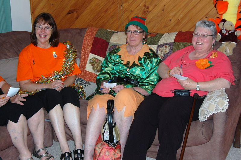 Dianne,Kathy ,Tracy