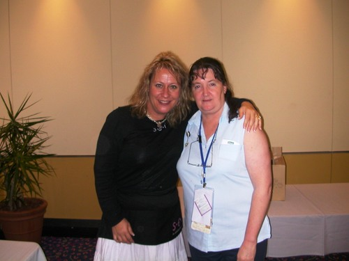 Anita Oldhams and I...ISC 2005