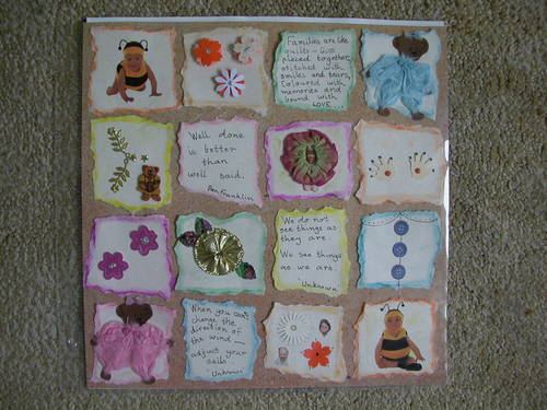 A PATCHWORK PAGE